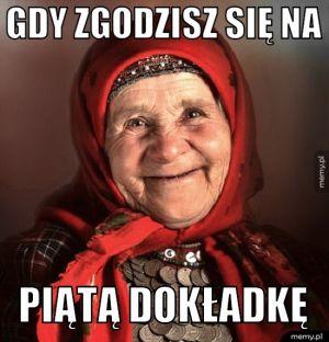 Babcia szczęścia