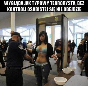 Terrorystka