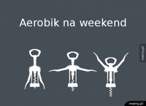 Aerobik na weekend