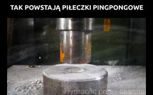 Produkcja piłeczek