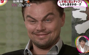 Jack DiCaprio Nicholson