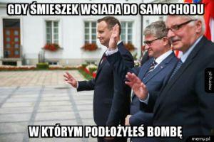 Bombowy Duda