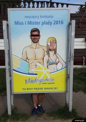 Miss i Mister plaży