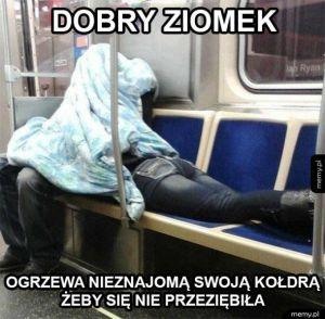 Przykładny pasażer