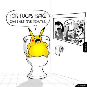 Dramat pokemonów