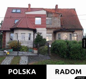 Polska vs Radom