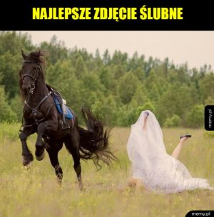 Najlepsze zdjęcie ślubne