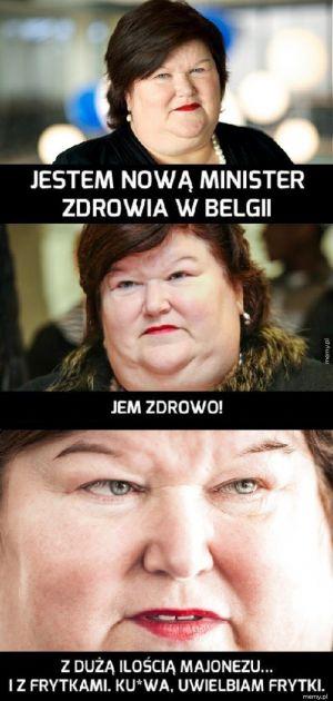 Pani minister