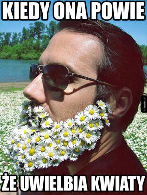 Kwiaty to ja