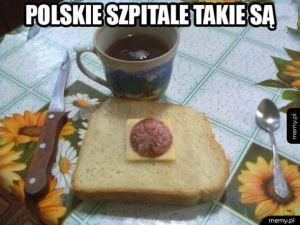 Śniadanie podano