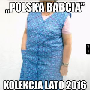 Polska babcia