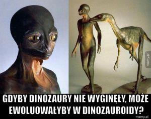 Dinozauroidy