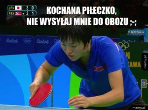 Tymczasem na Igrzyskach Olimpijskich