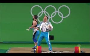 Kiedy wywalczysz złoto olimpijskie i jednocześnie pobijesz rekord świata