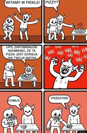 Piekło pizzy