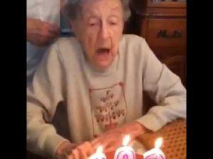 Urodziny babci