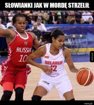 Słowianki na igrzyskach