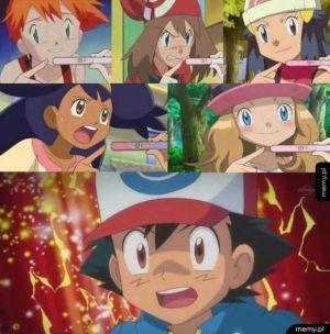 Ash ma problemy