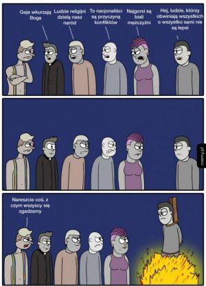 Przyczyna konfliktów
