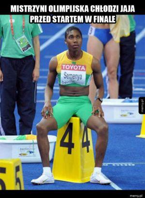 Mistrzyni olimpijska