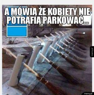 Parkowanie ....