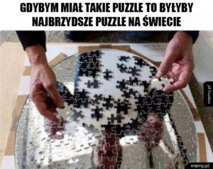 Najbrzydsze puzzle