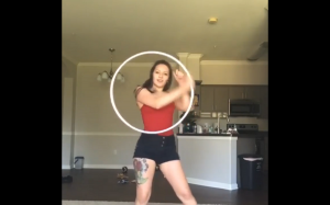 Hula-Hop lvl master: