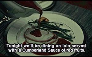 Gordon Ramsay i Hannibal spożywają uroczy posiłek