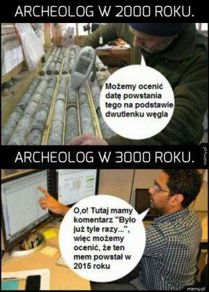 Archeologia idzie naprzód