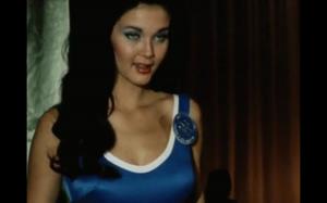 Profesjonalny operator kamery: Miss World 1972