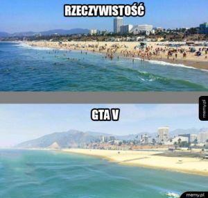 GTA kontra rzeczywistość