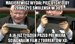 Premiera filmu Smoleńsk