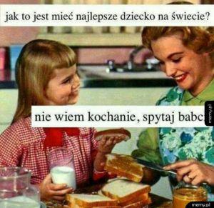Spytaj babci