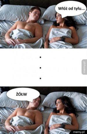 Śmieszki w łóżku
