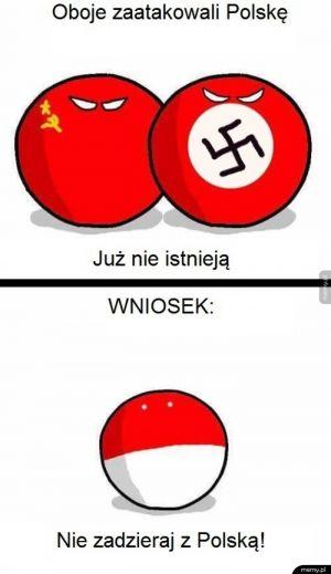 Nie zdzieraj z Polską