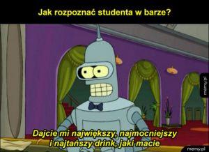 Prawdziwy student