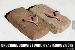Ukochane obuwie...
