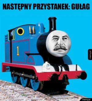 Józef lokomotywa