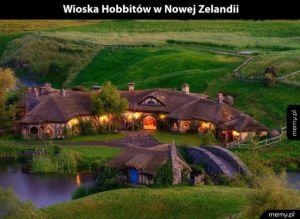 Wioska hobbitów