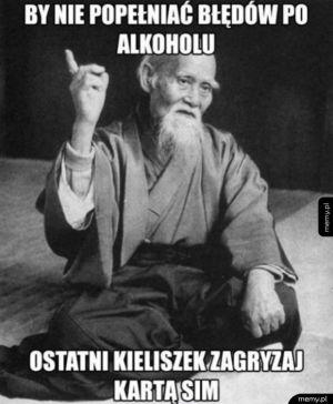 Chińska mądrość!