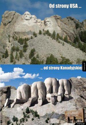 Mount Rushmore ...