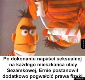 Ernie zwyrodnialec