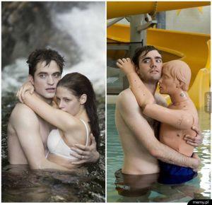 Wszyscy mu mówili, że wygląda jak Pattinson