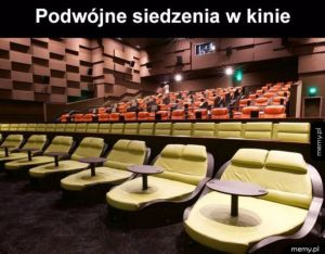 Podwójne siedzenie