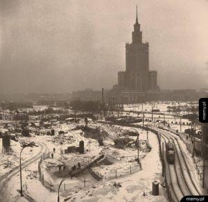 Warszawa rok 1969