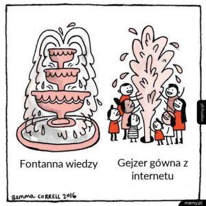 Wszyscy wolą internet
