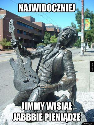 Jimmy Hendrix w Gwiezdnych Wojnach