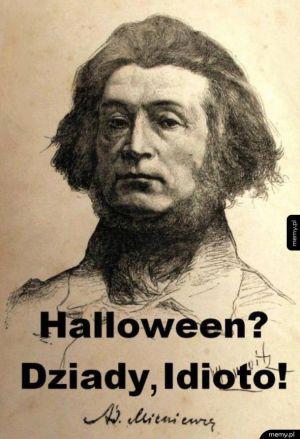 Jakie Halloween?