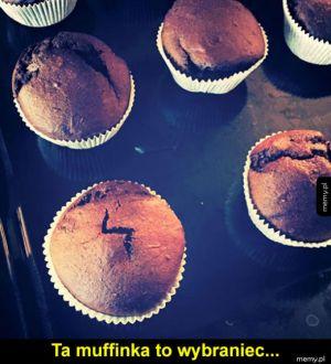 Muffin który przeżył