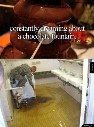 Fontanna czekolady